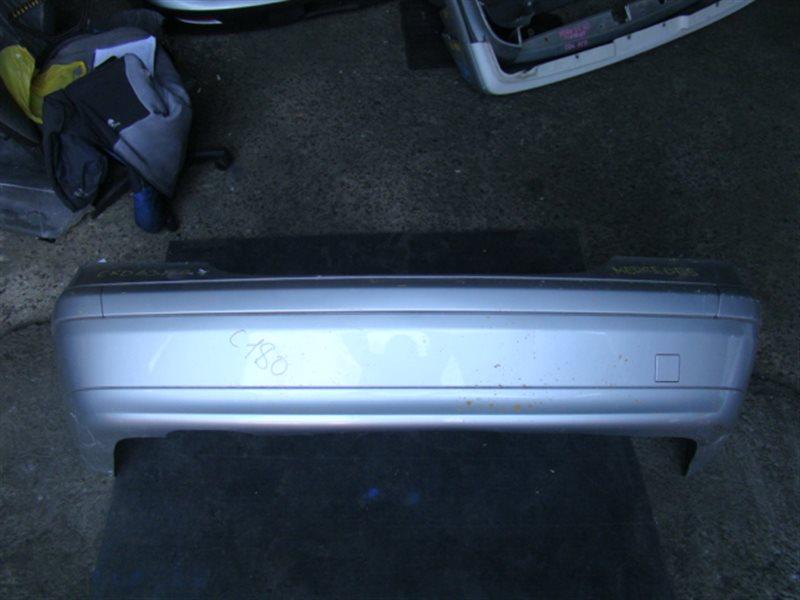 Бампер Mercedes-Benz C180 W203 111 задний (б/у)