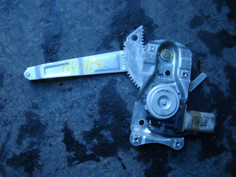 Стеклоподъемный механизм Mazda Familia BJ5W задний левый (б/у)