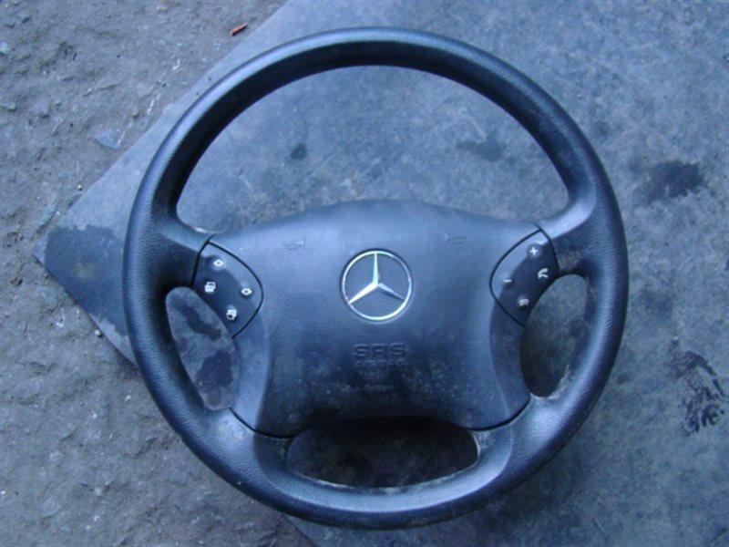 Руль Mercedes-Benz C180 W203 111 (б/у)