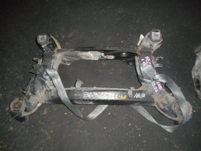Балка подвески Mercedes-Benz C180 W203 111 задняя (б/у)