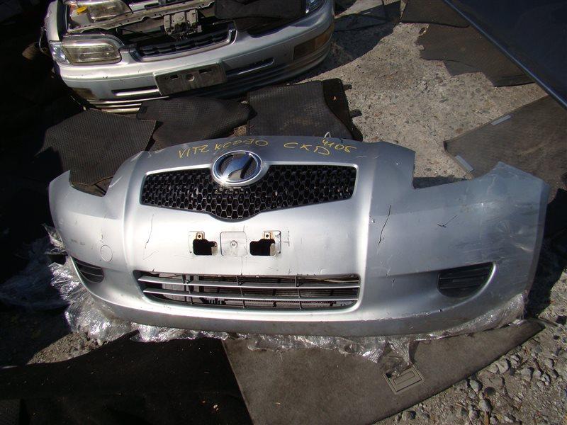 Ноускат Toyota Vitz KSP90 1KRFE (б/у)