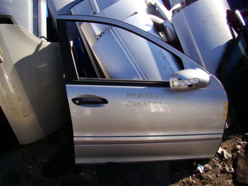 Дверь Mercedes-Benz C180 W203 111 передняя правая (б/у)