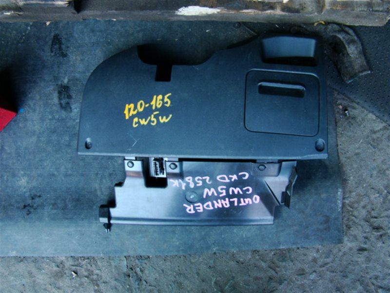Консоль под рулевой колонкой Mitsubishi Outlander CW5W (б/у)