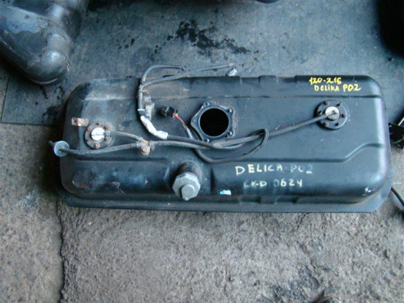 Бензобак Mitsubishi Delica P02T 4G92 (б/у)