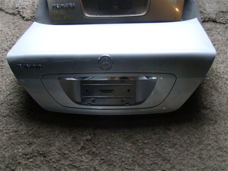 Крышка багажника Mercedes-Benz S500 W220 113 (б/у)