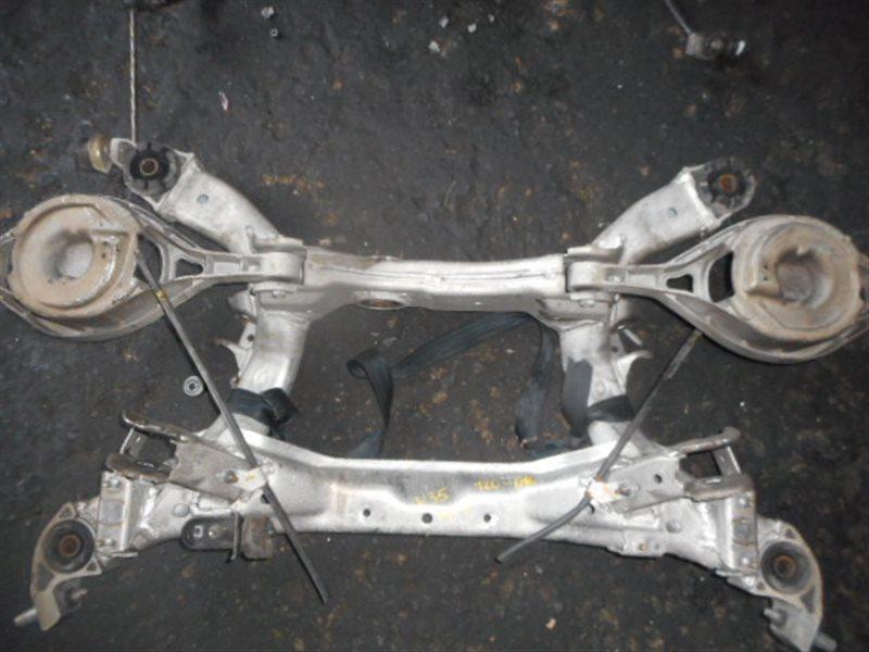 Балка подвески Nissan Skyline V35 VQ25 задняя (б/у)