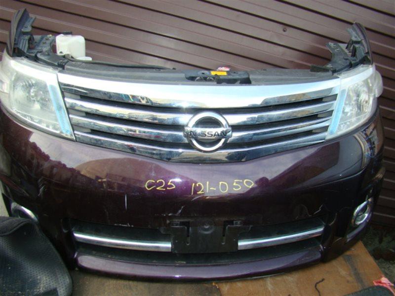 Ноускат Nissan Serena C25 MR20DE (б/у)
