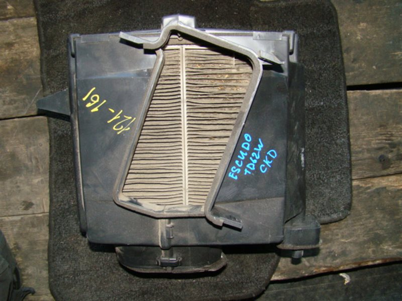 Радиатор печки Suzuki Escudo TD62W (б/у)