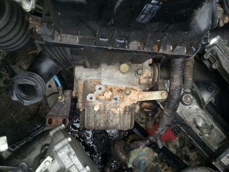 Мкпп Toyota Vitz NCP15 2NZ (б/у)