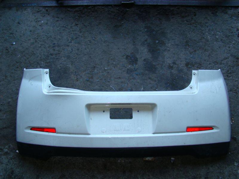 Бампер Daihatsu Sonica L405J задний (б/у)
