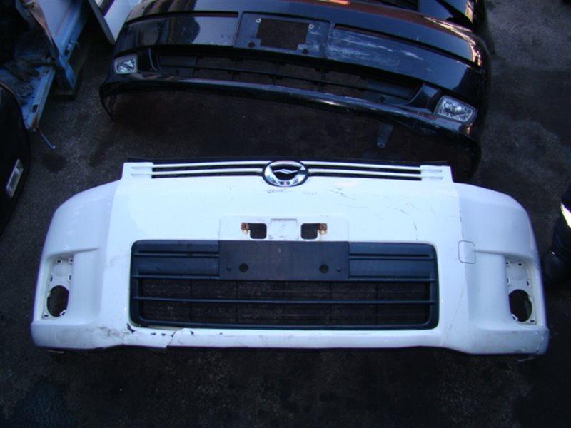Бампер Toyota Corolla Rumion NZE151 передний (б/у)