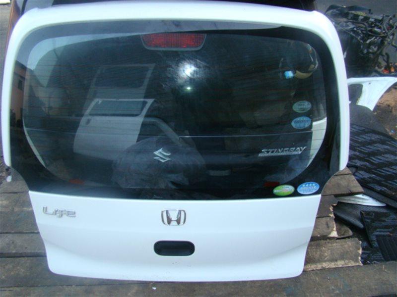 Дверь 5-я Honda Life JC1 задняя (б/у)