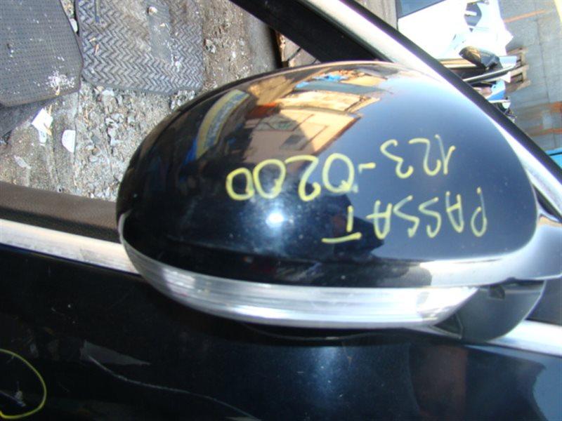 Зеркало Volkswagen Passat 3C5 переднее правое (б/у)