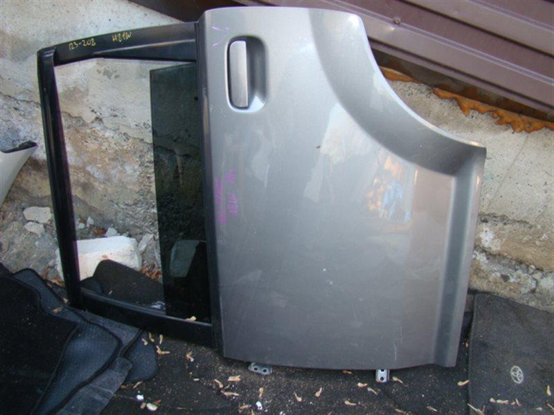 Дверь Mitsubishi Ek Sport H81W задняя левая (б/у)