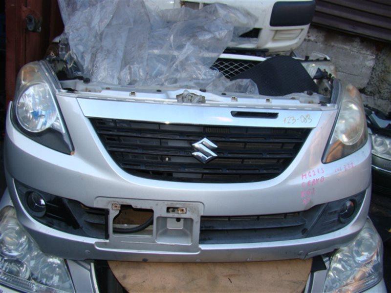 Nose cut Suzuki Cervo HG21S K6A передний (б/у)