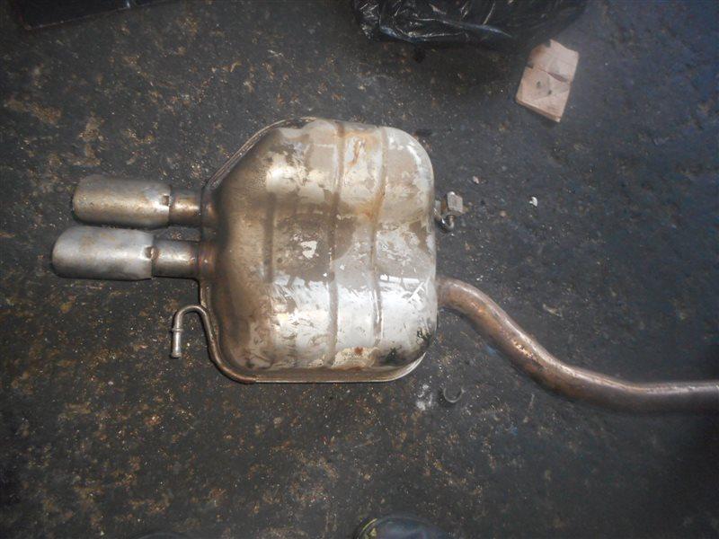 Глушитель Volkswagen Passat 3C5 (б/у)
