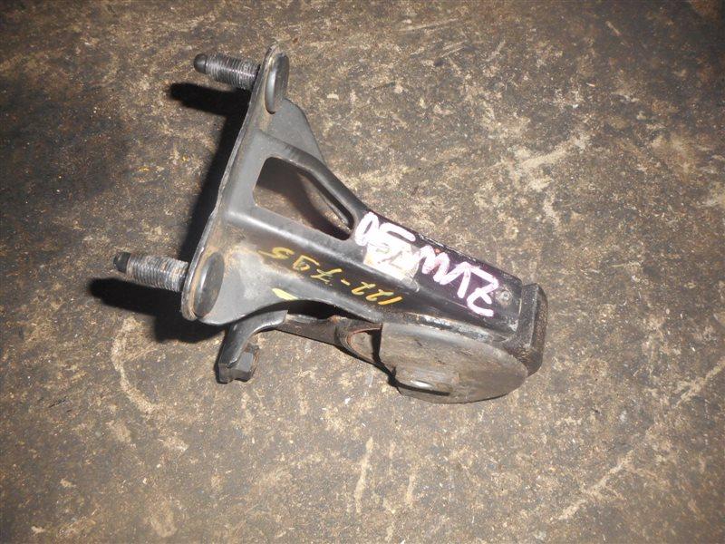 Подушка двигателя Toyota Prius ZVW30 2ZR задняя (б/у)
