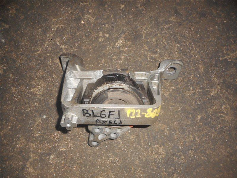 Подушка двигателя Mazda Axela BL5FP правая (б/у)