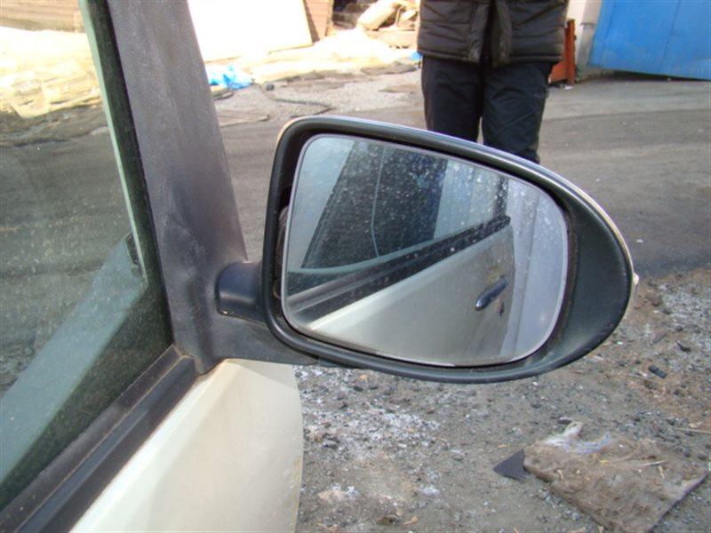 Зеркало Daihatsu Sonica L405S переднее правое (б/у)