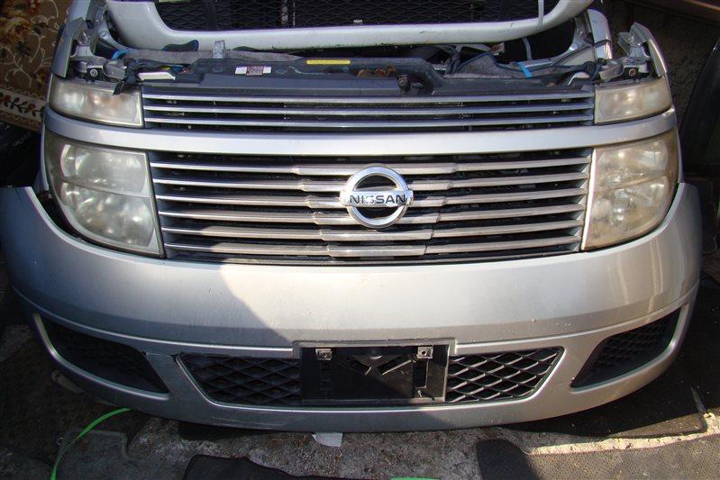 Ноускат Nissan Elgrand NE51 VQ35DE (б/у)