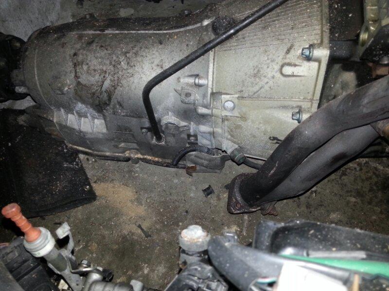 Акпп Mercedes-Benz Slk 230 R170 M111E23 (б/у)