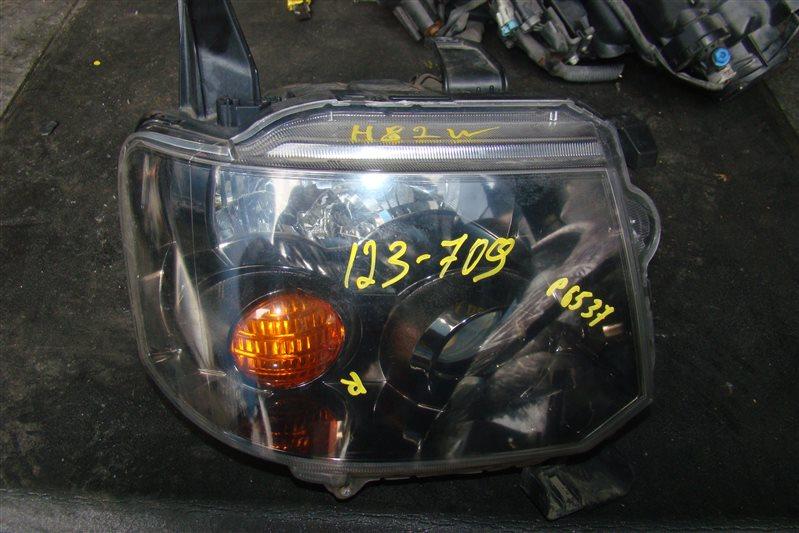Фара Mitsubishi Ek Sport H82W передняя правая (б/у)