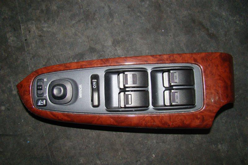 Блок управления стеклами Honda Mdx YD1 передний правый (б/у)