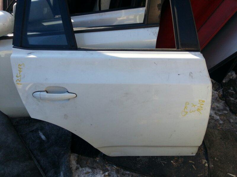 Дверь Bmw X3 E83 задняя правая (б/у)