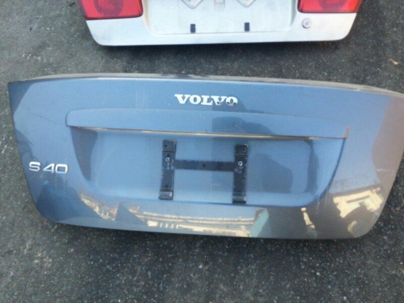 Крышка багажника Volvo S40 (б/у)