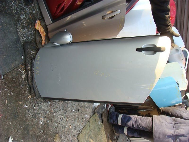 Дверь Mercedes-Benz Slk230 R170 M111 передняя левая (б/у)