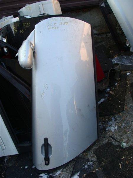 Дверь Mercedes-Benz Slk230 R170 M111 передняя правая (б/у)