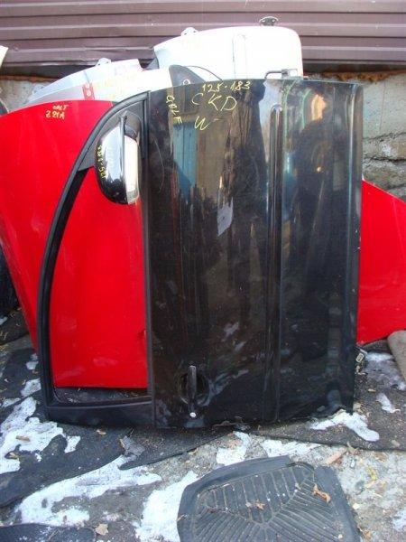 Дверь Volkswagen Golf5 1K1 BVY передняя правая (б/у)