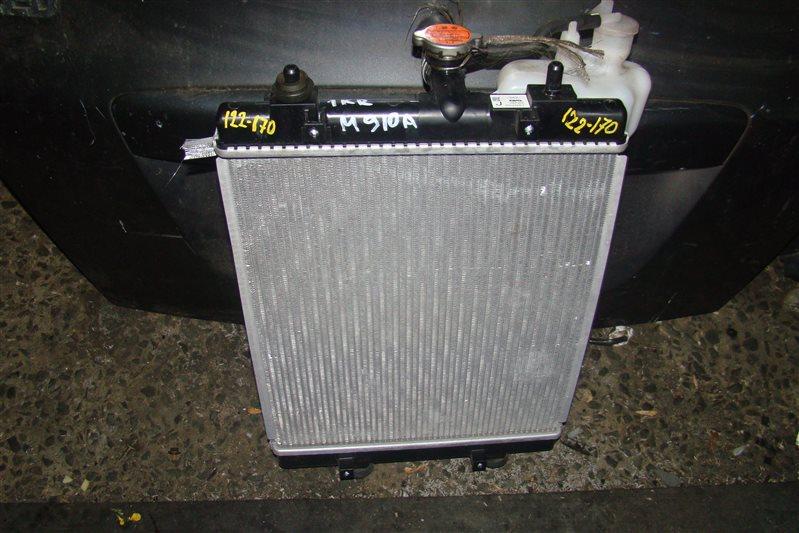 Радиатор охлаждения Toyota Tank M910A 1KR (б/у)