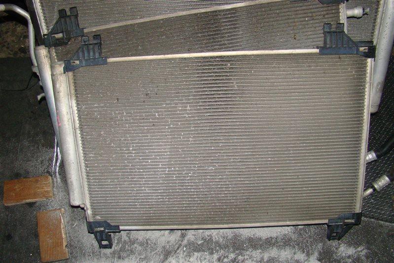 Радиатор кондиционера Toyota Vitz KSP130 1KR (б/у)