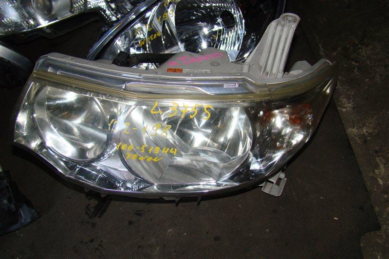 Фара Daihatsu Tanto L375S передняя левая (б/у)