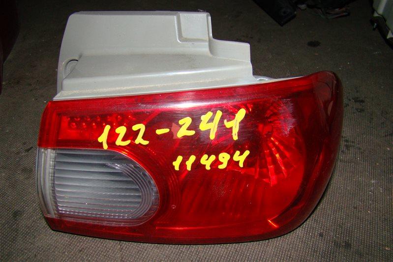 Стоп-сигнал Daihatsu Sonica L405S задний правый (б/у)