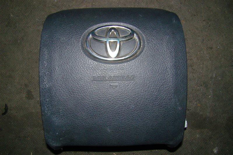 Airbag на руль Toyota Noah ZRR75 (б/у)