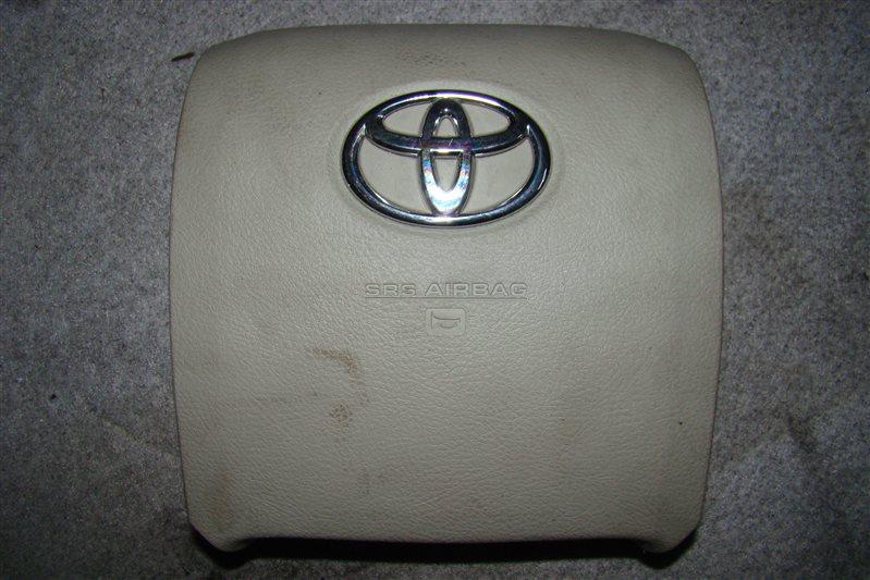 Airbag на руль Toyota Voxy ZRR75 (б/у)