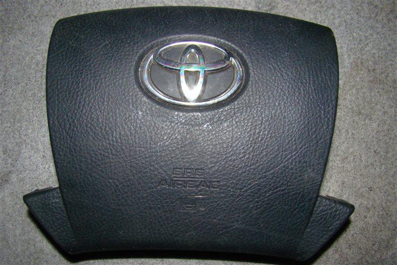Airbag на руль Toyota Mark X GRX120 (б/у)