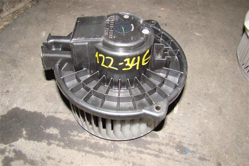 Мотор печки Subaru Legacy BM9 (б/у)