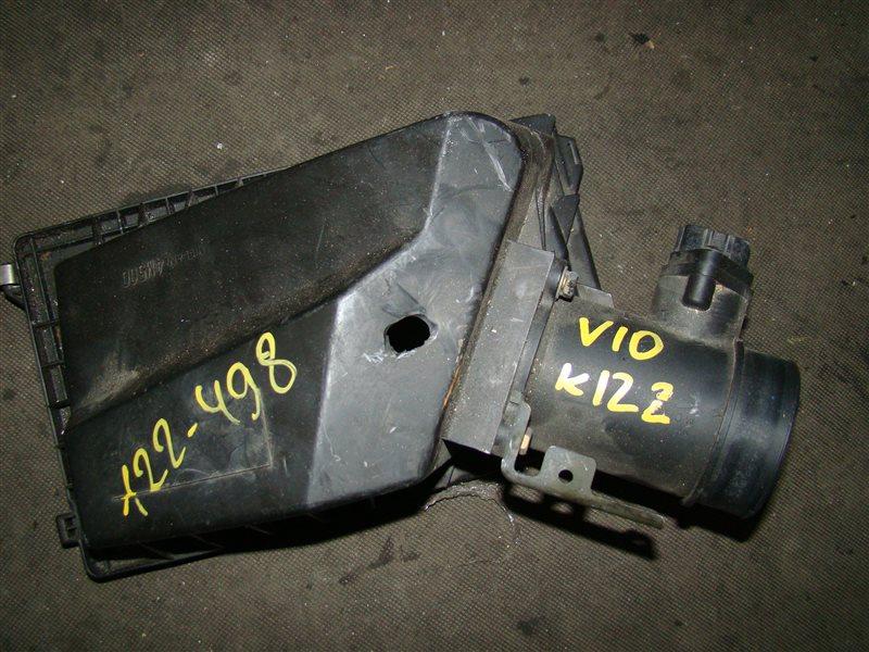 Датчик расхода воздуха Nissan Tino V10 QG18 (б/у)