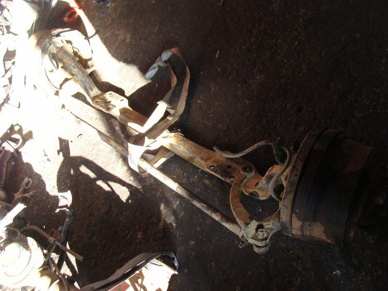 Балка подвески Toyota Dyna BU61 11B передняя (б/у)