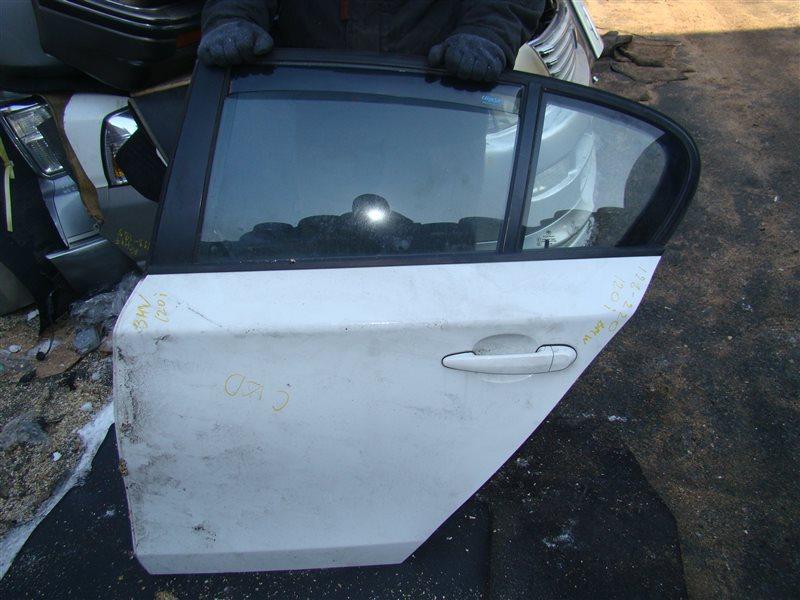 Дверь Bmw 1Series E87 N45B16 задняя левая (б/у)