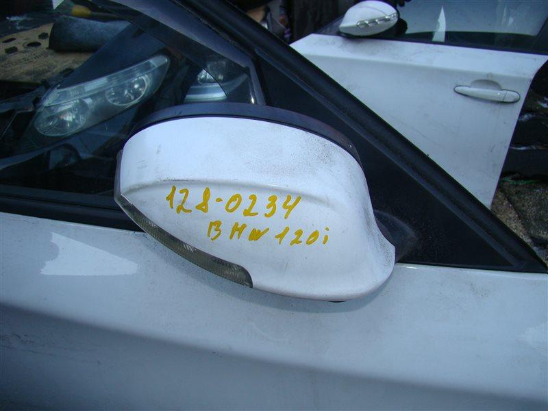 Зеркало Bmw 1Series E87 N45B16 переднее правое (б/у)