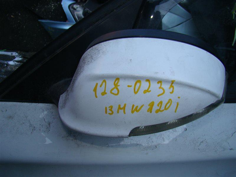 Зеркало Bmw 1Series E87 N45B16 переднее левое (б/у)