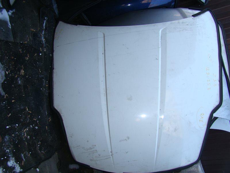 Капот Nissan Fairlady Z Z33 передний (б/у)