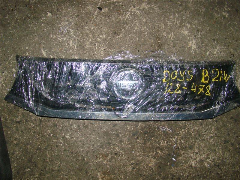 Решетка радиатора Nissan Dayz B21W (б/у)