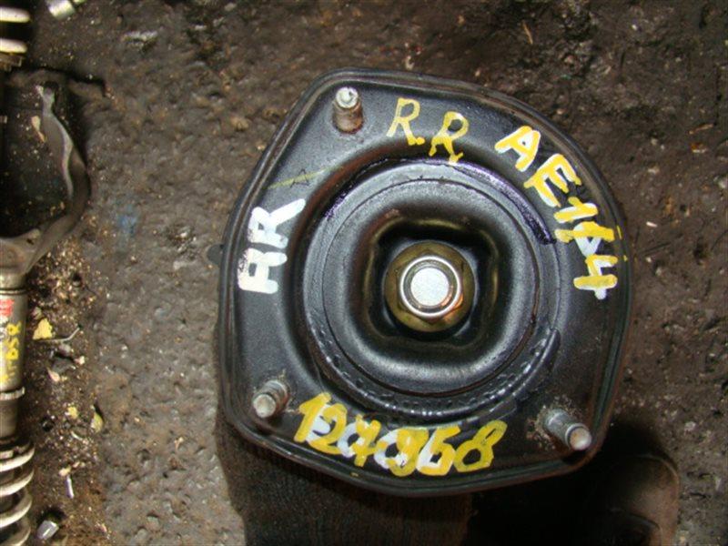 Стойка Toyota Sprinter AE114 4AFE задняя правая (б/у)