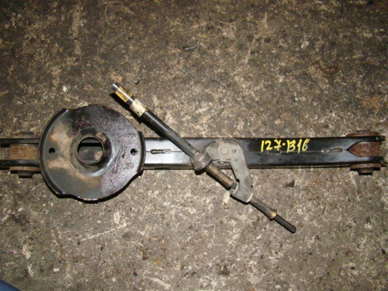 Тяга подвески Toyota Probox NCP165 задняя левая (б/у)