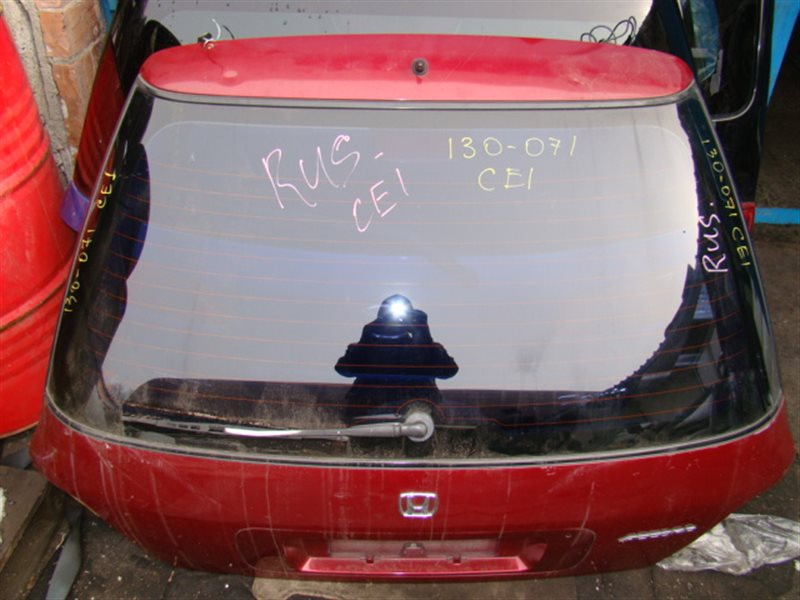 Дверь 5-я Honda Accord CE1 задняя (б/у)